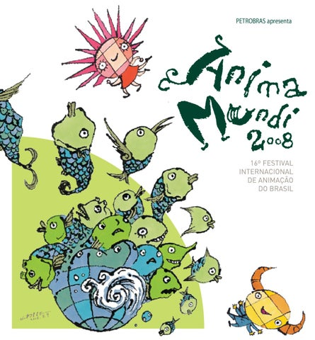 Catalogo anima mundi 2008 by anima mundi issuu page 1 fandeluxe Image collections