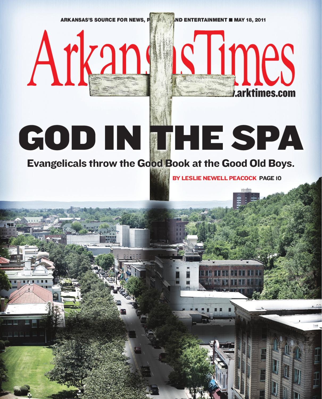 Arkansas Times By Arkansas Times