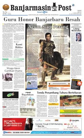 Banjarmasin Post Edisi Cetak Kamis 19 Mei 2011 by Banjarmasin Post ... 353da2dcf4