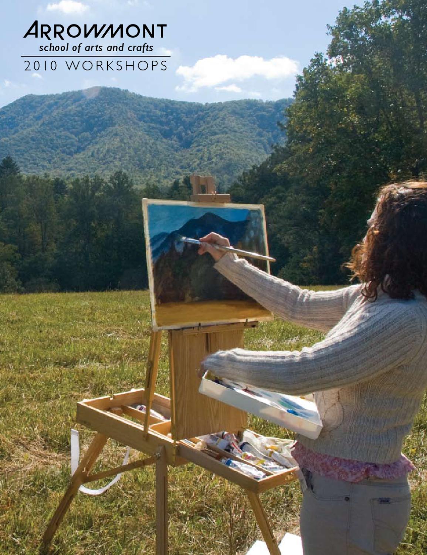 2010 workshop catalog for arrowmont school of arts and for Arrowmont school of arts and crafts