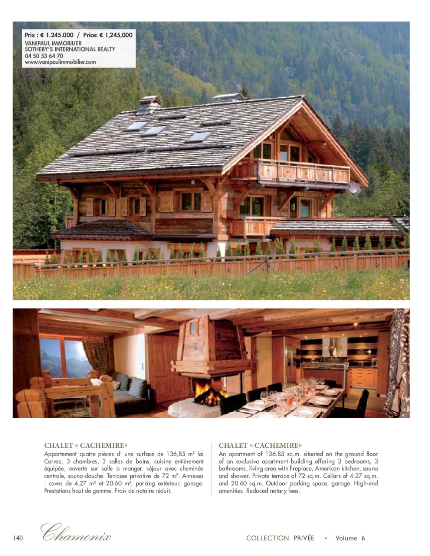 Prix D Un Sauna collection privee vol 6sotheby's international realty