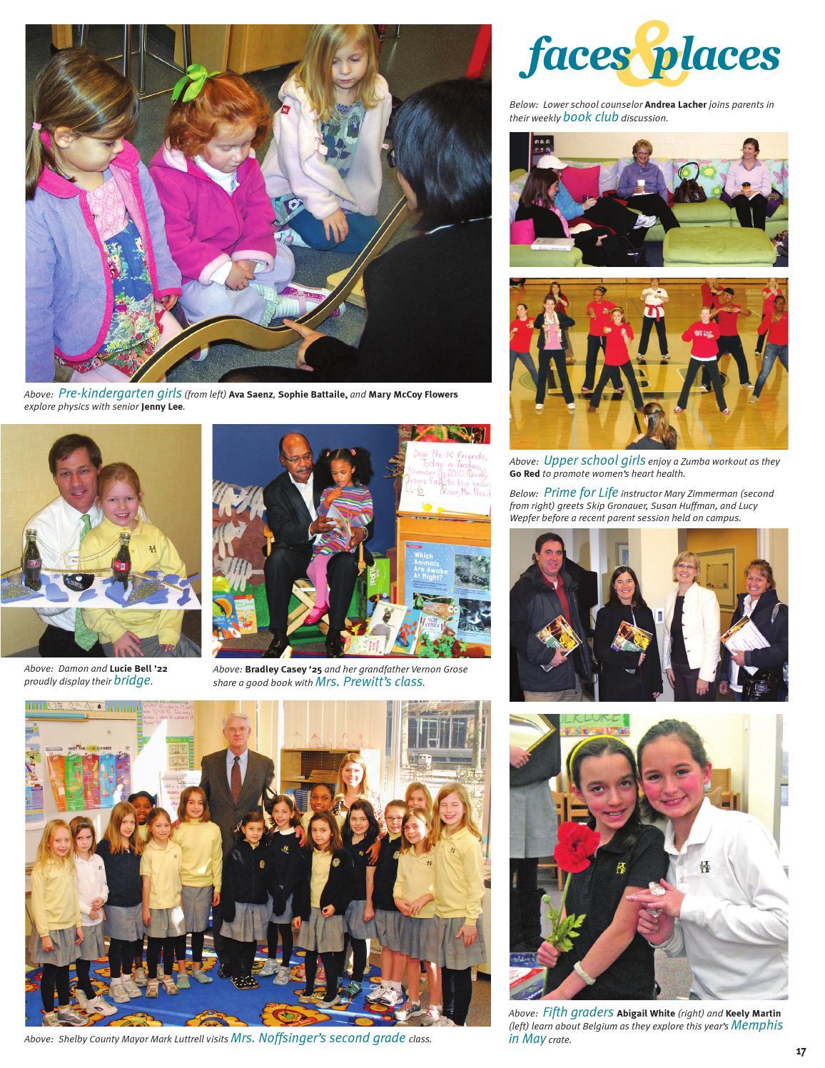 Winter 2011 Headlines by Hutchison School - issuu