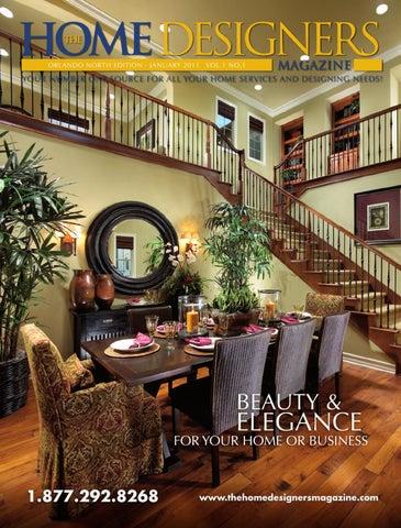 Orlando North by The Home Designers Magazine - issuu