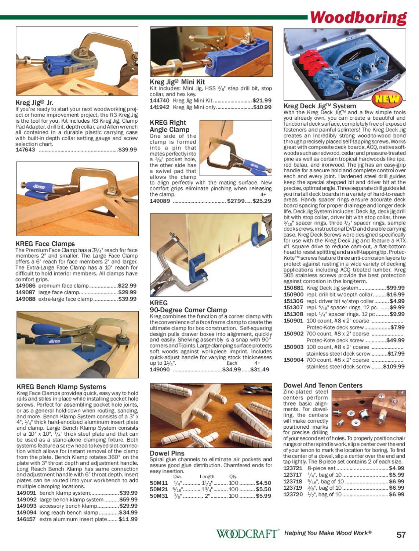 WoodCraft Catalogue by Casilisto - issuu