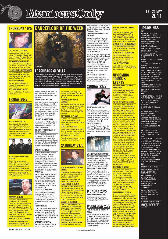 Drum Media Perth Issue #238