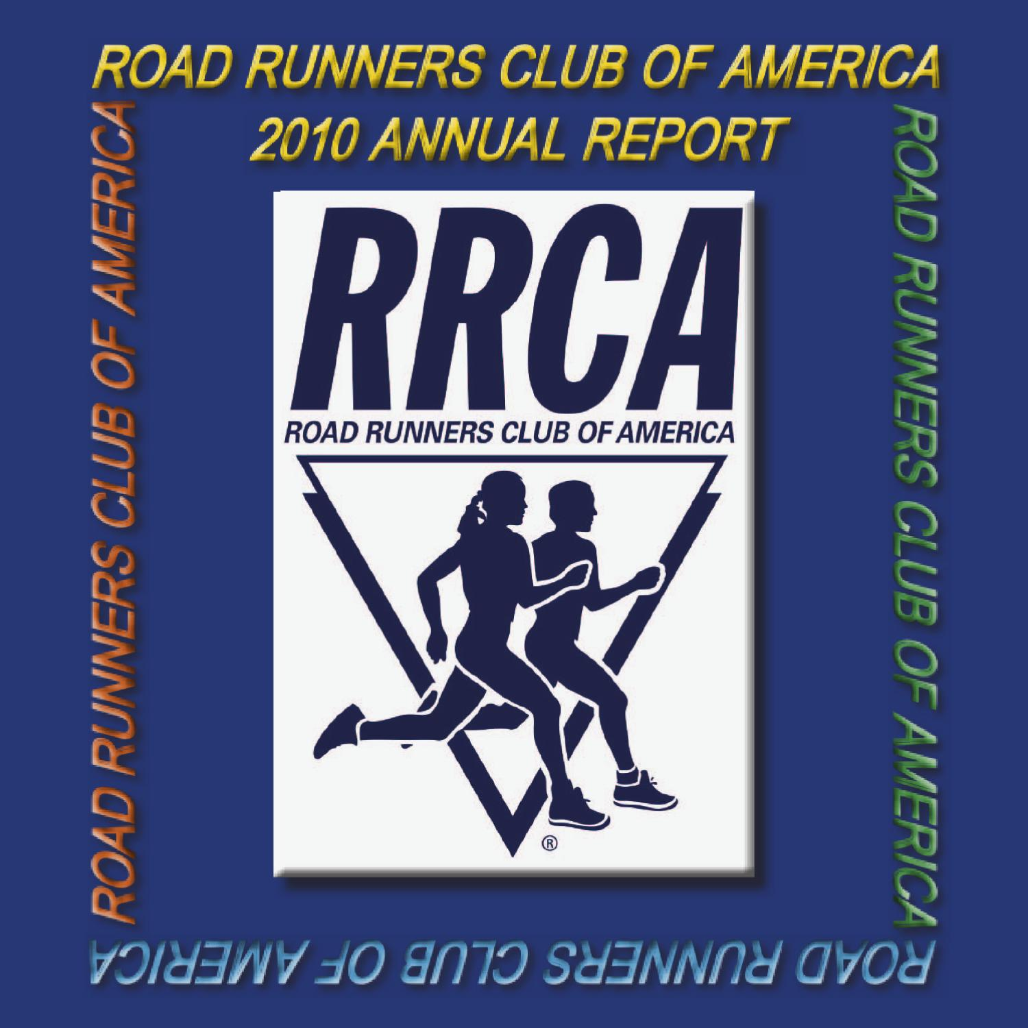 15 RRCA Annual Report by Road Runners Club of America   issuu