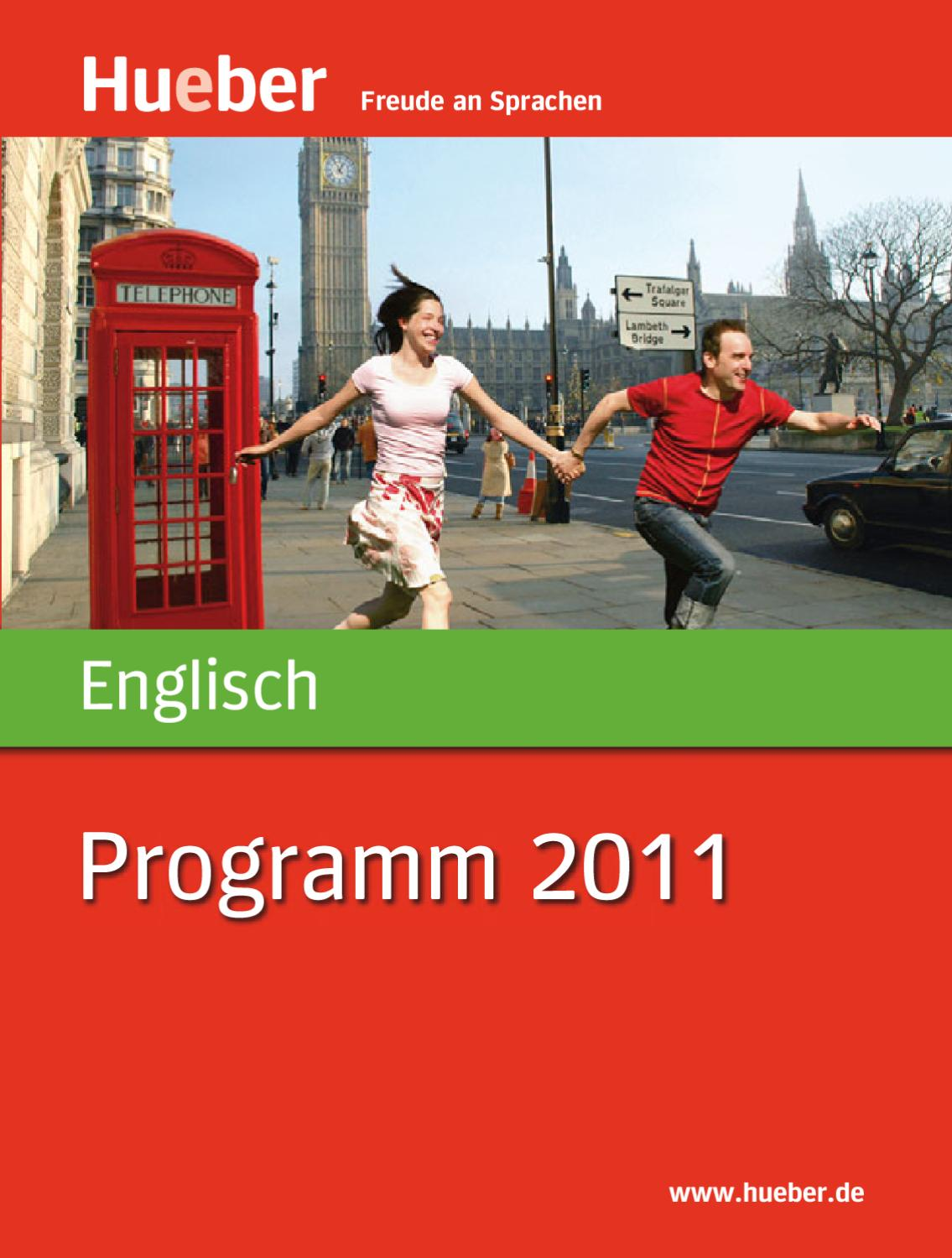 Hueber Catalogue 2011 by Macmillan Education - issuu
