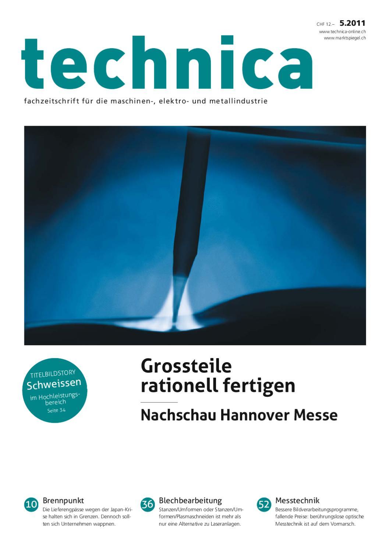 Technica Mai 2011 by Technica - issuu