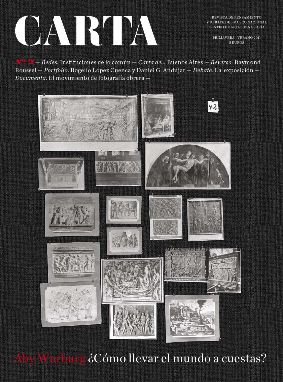 Carta. Número 2 by Museo Reina Sofía - issuu