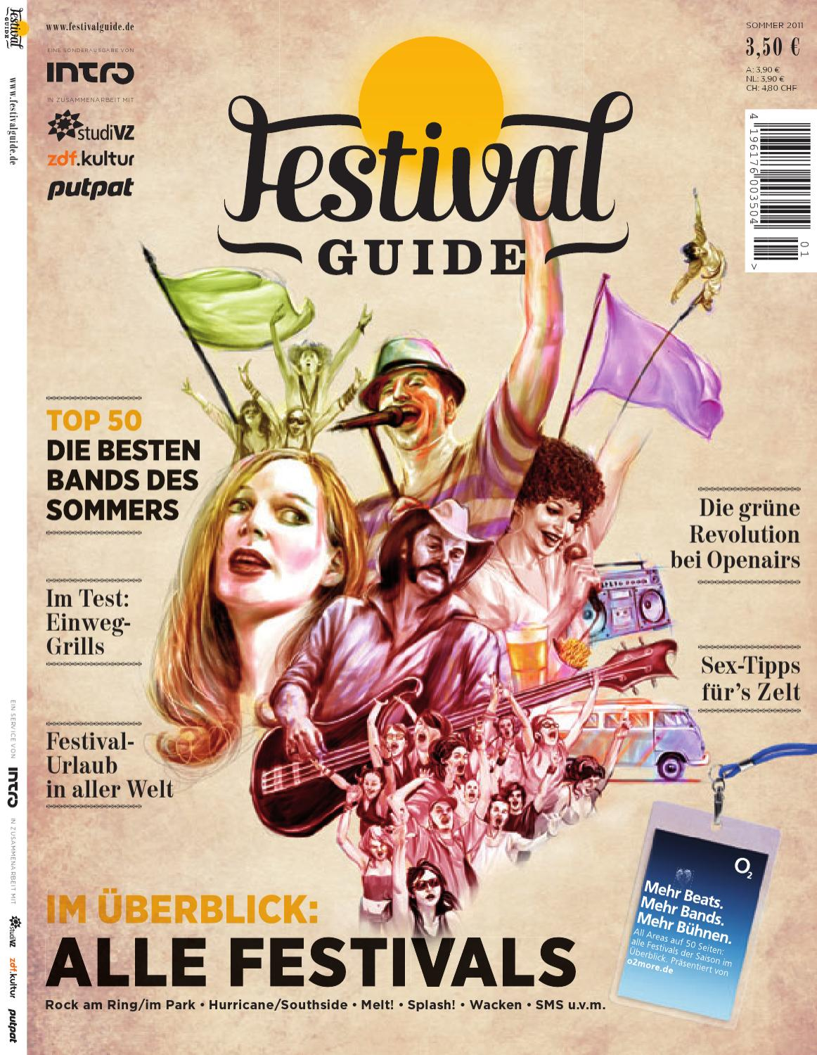 Festivalguide 2011 by Intro GmbH und Co. KG issuu