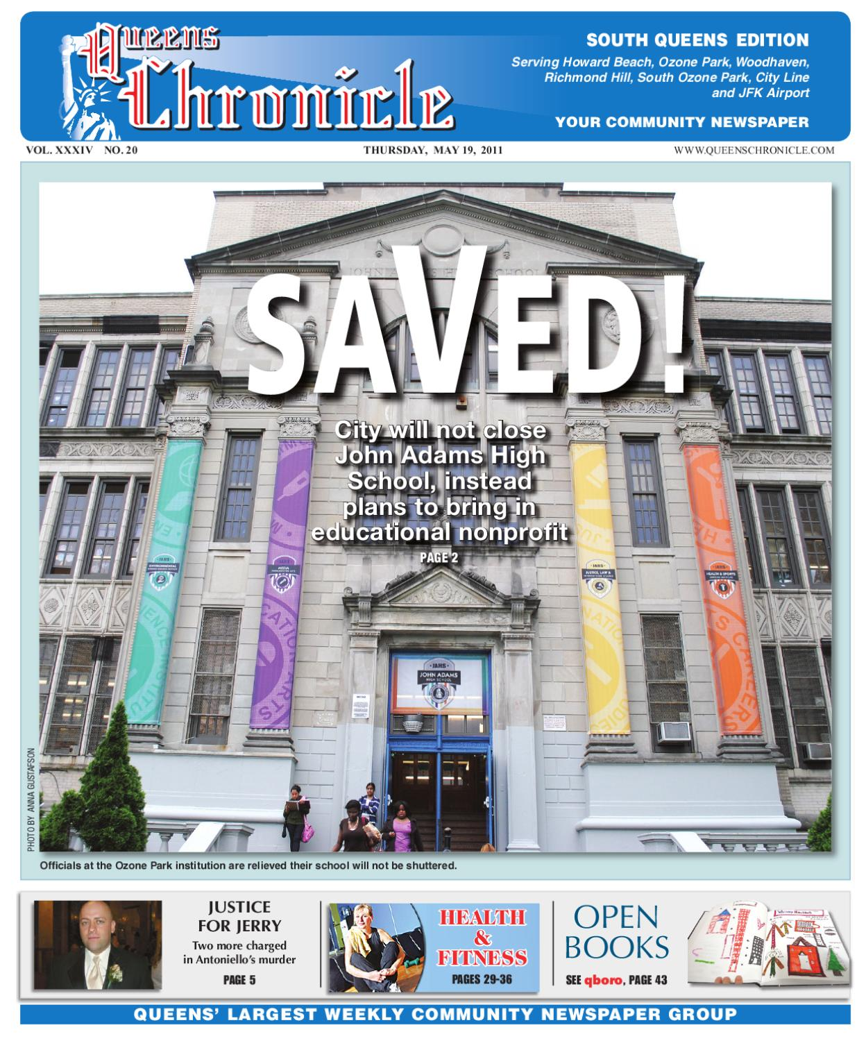 Queens Chronicle by Queens Chronicle - issuu