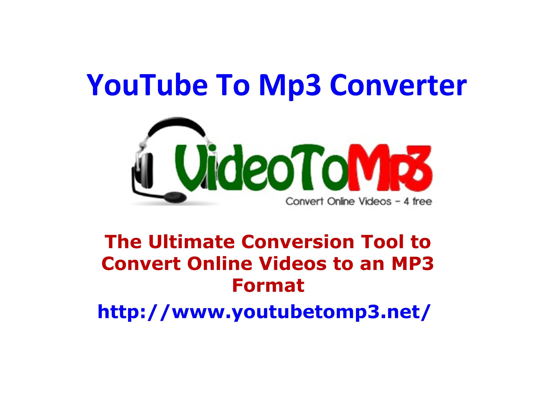 convert to mp3 net