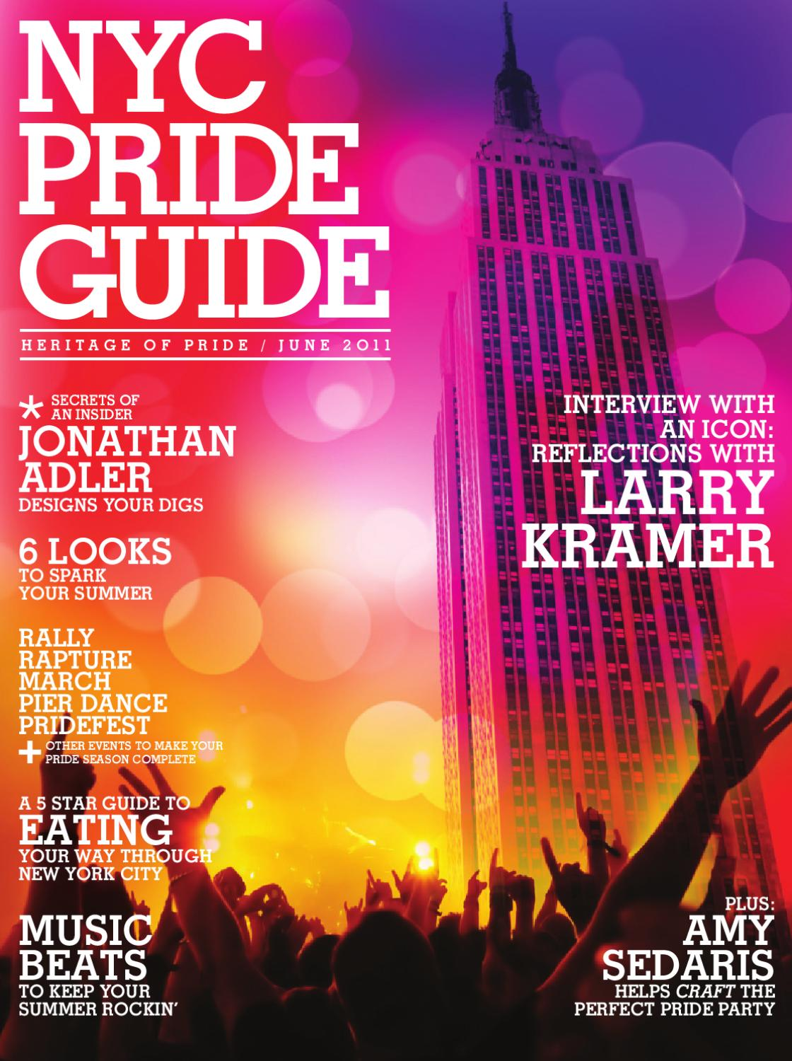 5906f1f9c 2011 Pride Guide by NYC Pride - issuu