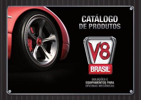 Catálogo de Produtos V8 Brasil by Flávio Schimanski - issuu 9a4b5115243