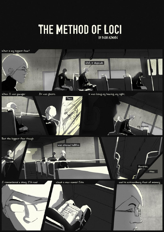 A05: The Method of Loci by Nor Azman - issuu