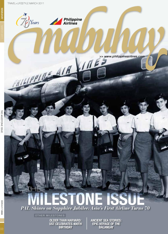 Mabuhay Magazine March 2011 By Eastgate Publishing Corporation Issuu