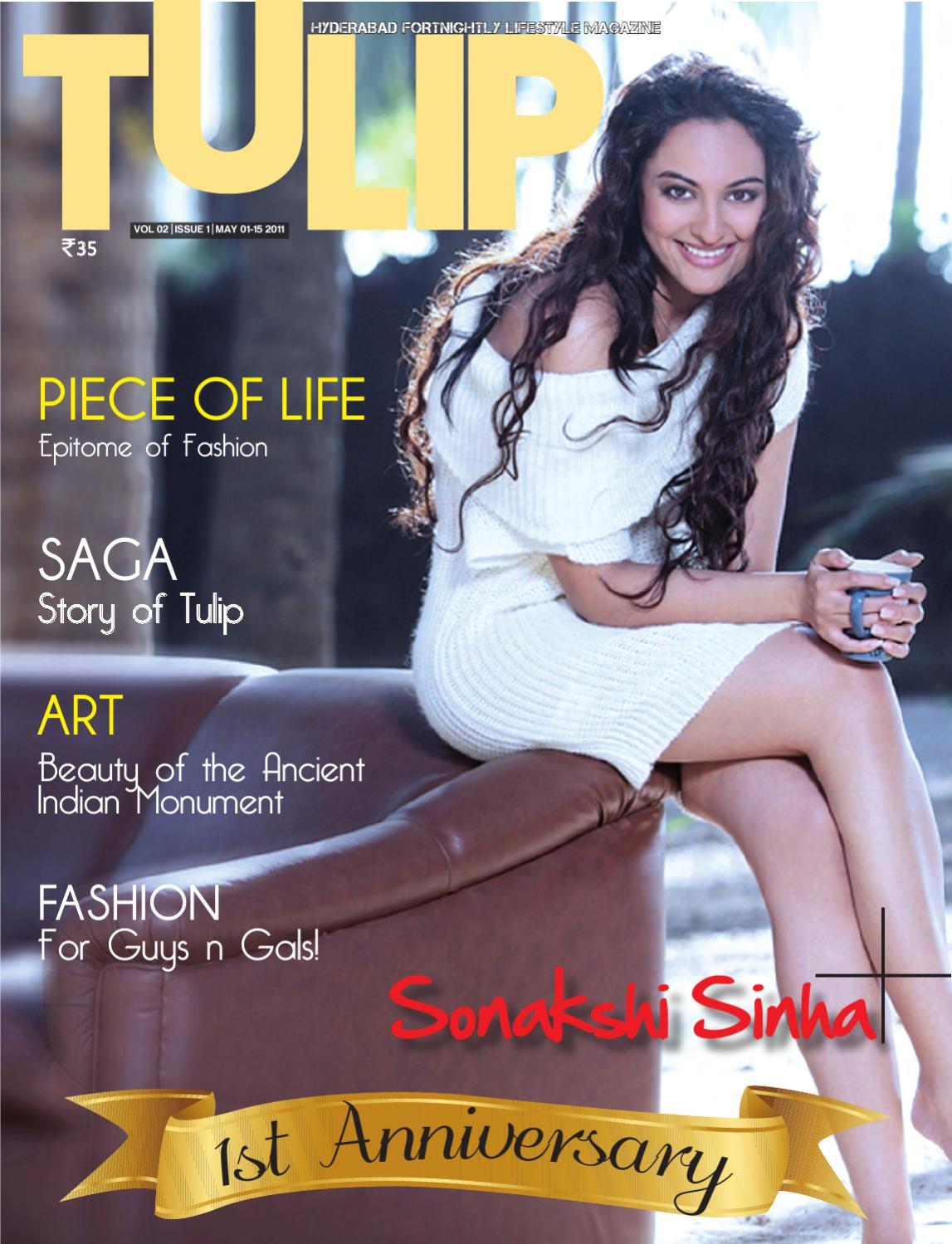 Tulip Anniversary Issue By Magazine Issuu Posted Srihari Rao On Thursday January 6 2011 5comments