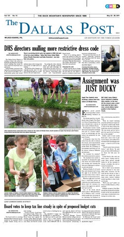 340d9460317a The Dallas Post 05-22-2011 by The Wilkes-Barre Publishing Company ...