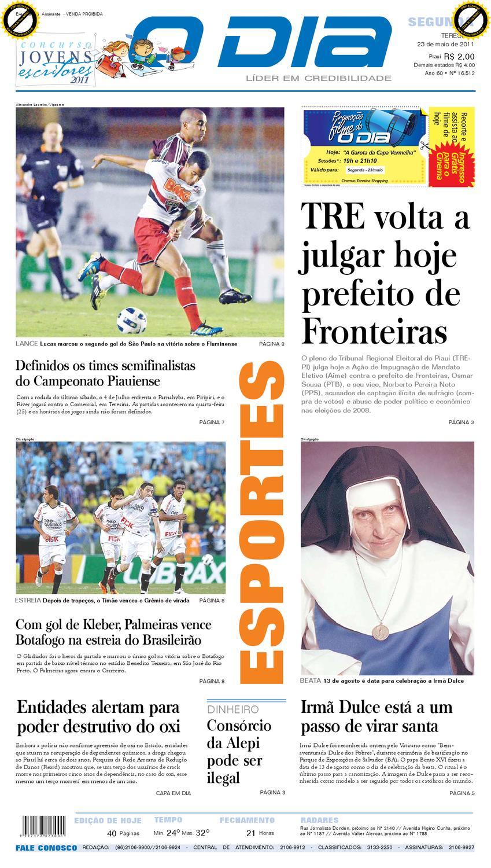 Jornal O Dia by Jornal O Dia - issuu a6d1a38ac78e5