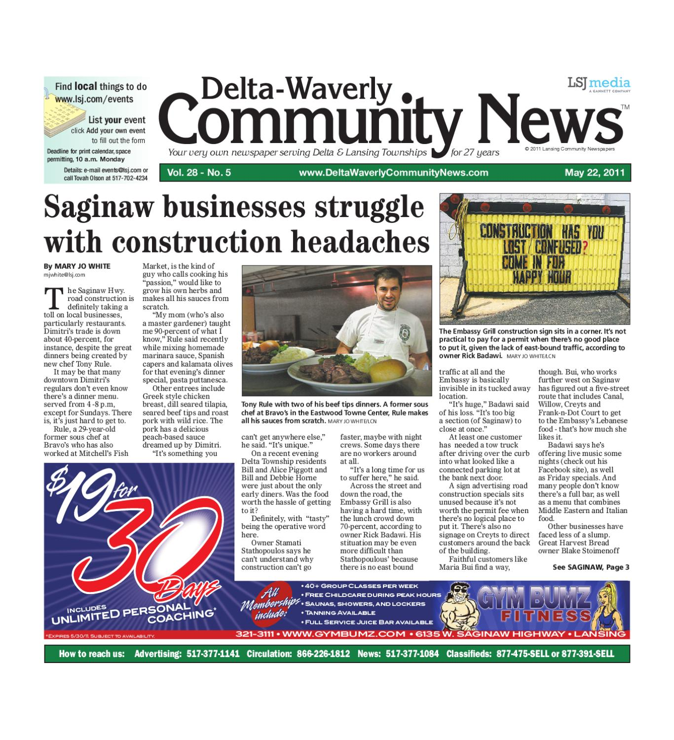 Delta-Waverly Community News by Lansing State Journal - issuu b6820d44182a