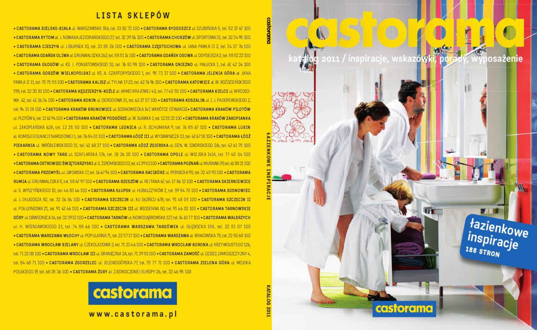 Castorama łazienki 2011 Bt By Iulotkapl Issuu