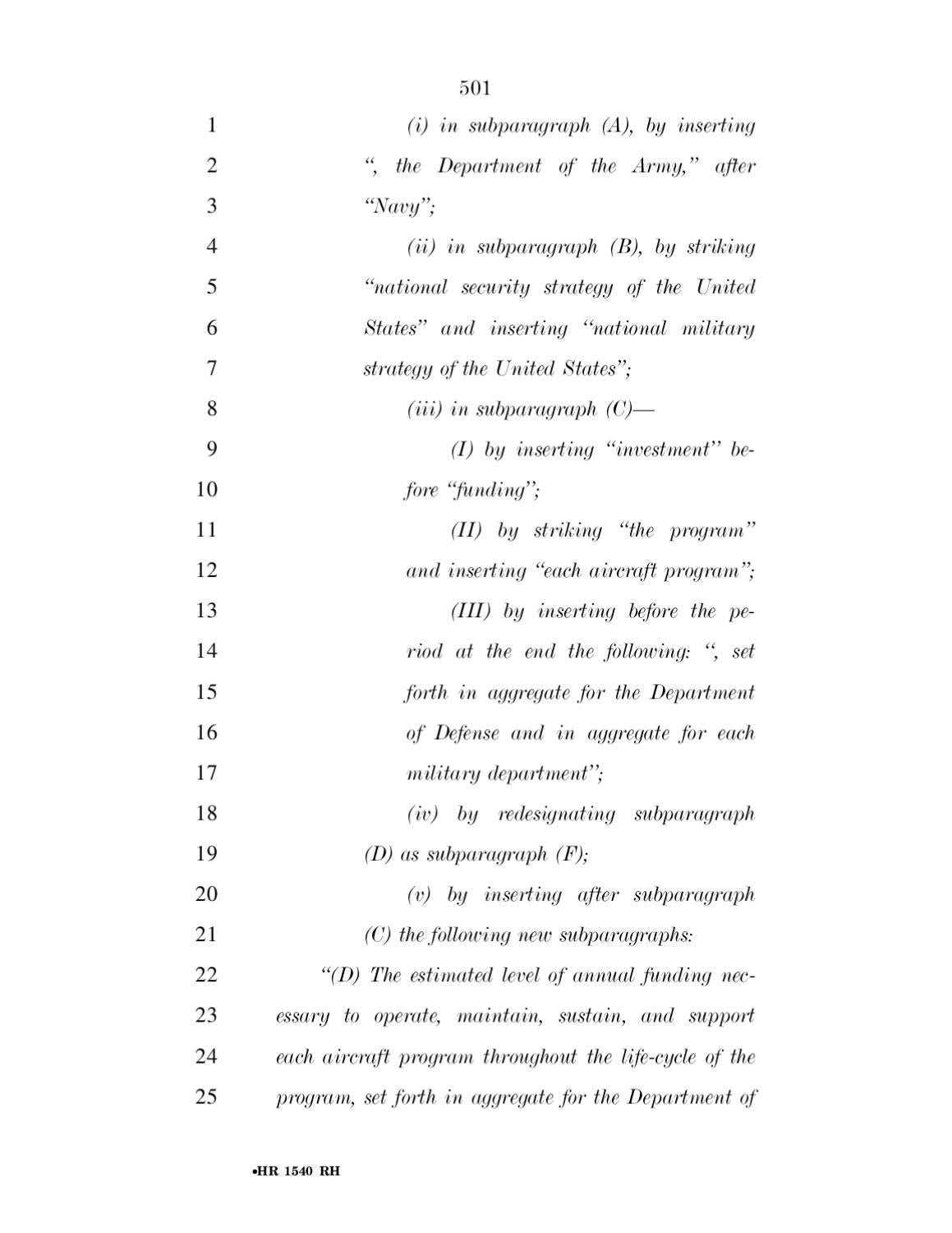 PART 2 2012 House Defense Authorization Bill (H.R. 1540) by Association for  Unmanned Vehicle Systems Intl - issuu 5061b5e30692