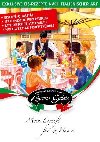 Bruno Gelato Mein Eiscafe Fur Zu Hause By Mk Advertising Media