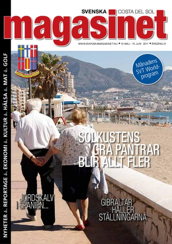 official photos 31e40 e3276 Svenska Magasinet - Maj 2011 by Svenska Magasinet, Spanien - issuu