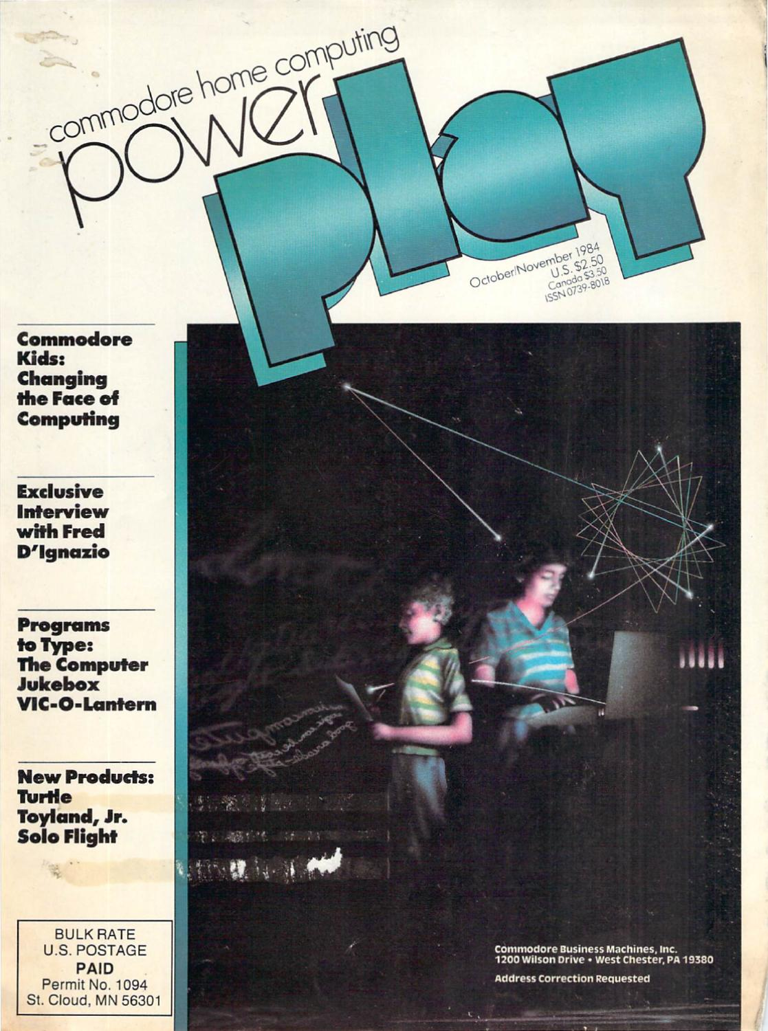 Commodore Power Play 1984 Issue 11 V3 N04 Oct Nov By Marco General Electric 35875a Superbase Martinelli Issuu