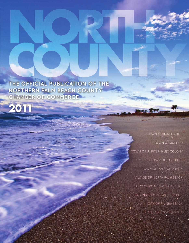 Northern Palm Beach County Fl 2017 Publication