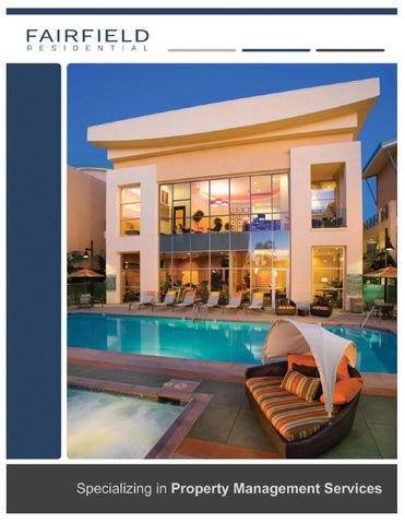 FFRES Property Management Services by Glenda Blain - issuu