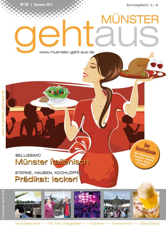 Münster Geht Aus (Ausgabe 34, Sommer 2011) by Tips Verlag GmbH - issuu