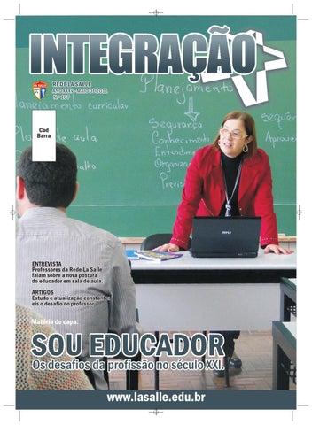 2122b079384 Revista Integração Ed. 107 by Rede La Salle - issuu