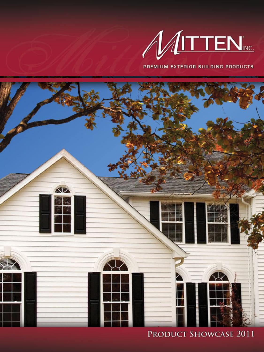 Mitten By Riteway Building Products Inc Issuu