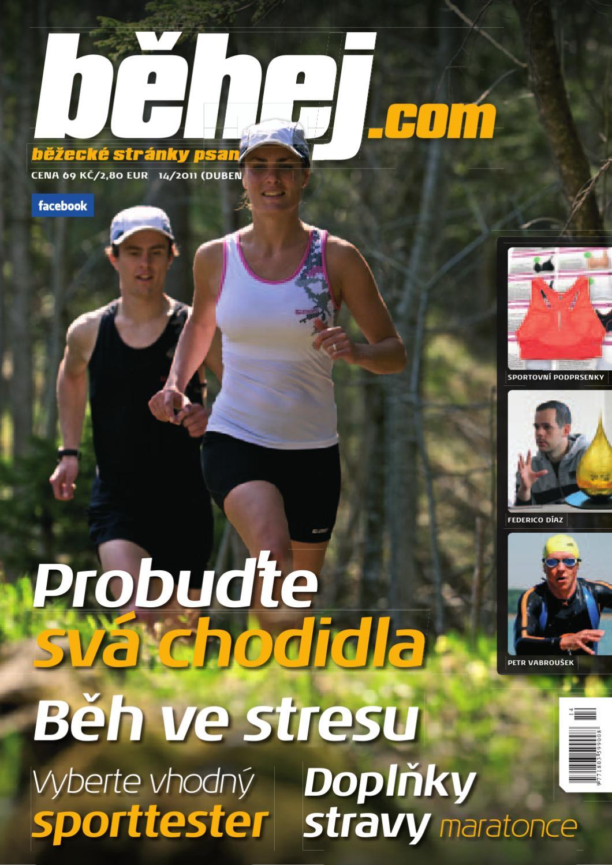 Běhej č.14 2011 by Behej.com - issuu 550376aa7f