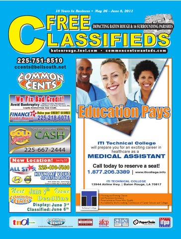 a1ab11aeab1 05 26 2011 COMMON CENTS MAGAZINE by Common Cents Magazine - issuu