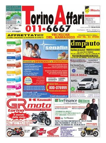 1ca11f20f856ae Giornale Torino Affari edizione dal 26 maggio al 3 giugno by ...
