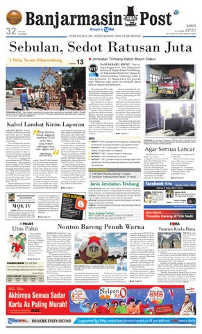 Banjarmasin Post Edisi Cetak Kamis 26 mei 2011 by Banjarmasin Post ... 0c4f45bb68