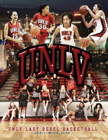 2010-11 UNLV Women s Basketball guide by UNLV Sports Information - issuu 1a5213134