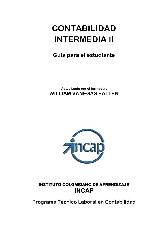 CONTABILIDAD INTERMEDIA by NANCY RAFAELA BARROS ACOSTA - issuu