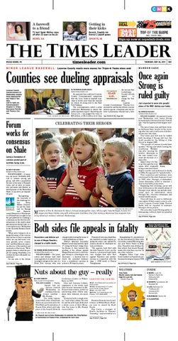Times Leader 05 26 2011 By The Wilkes Barre Publishing Company Issuu