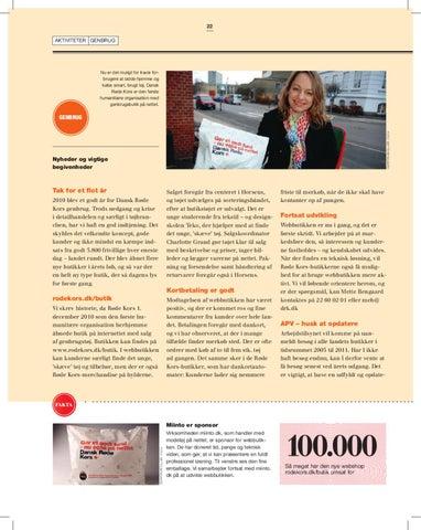 3952e3fdcaa6 frivillig 01 11 by Røde Kors - issuu