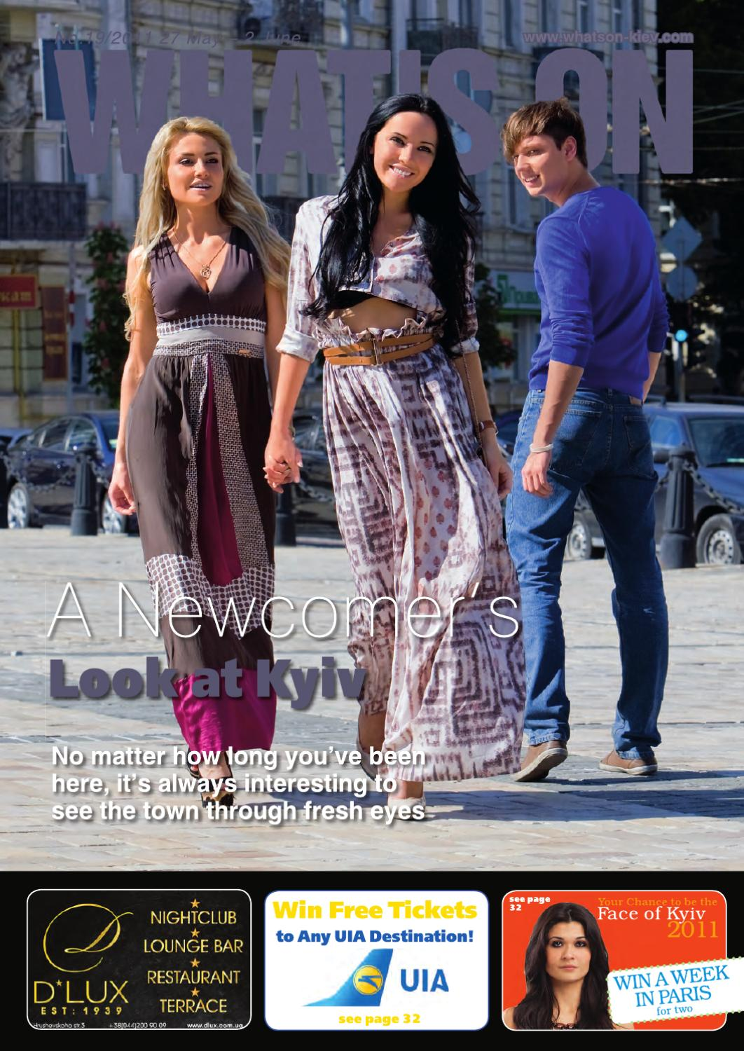 What's On Issue 19 2011 by PAN Publishing - issuu