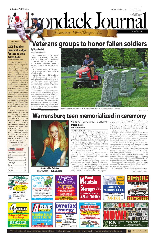 AJ_05-28-2011_Edition by Sun Community News and Printing - issuu
