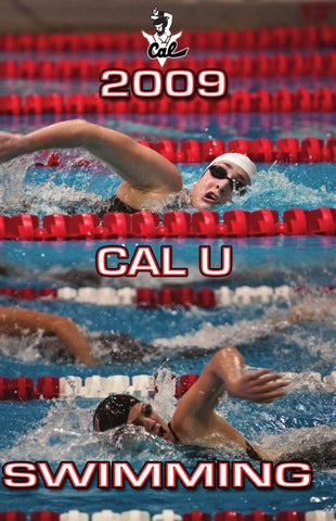 2009-10 Cal U Swimming Guide by calvulcans - issuu