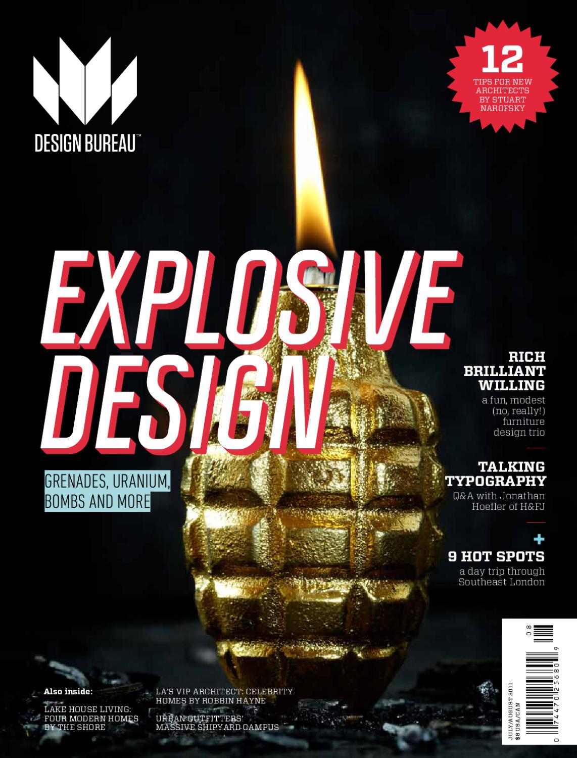 Design Bureau Issue 6 By Alarm Press   Issuu