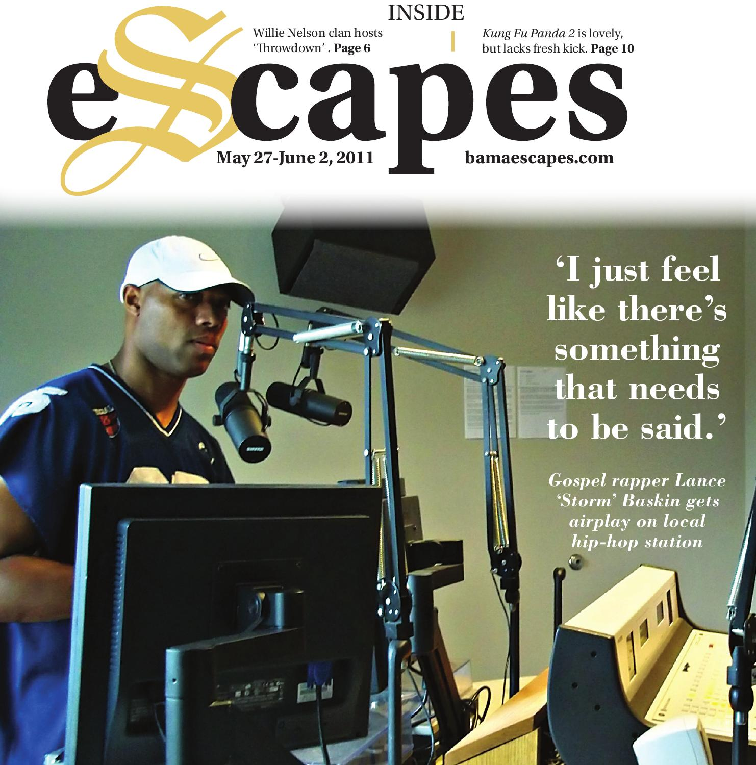 Escapes - May 27 by Consolidated Publishing Co  - issuu