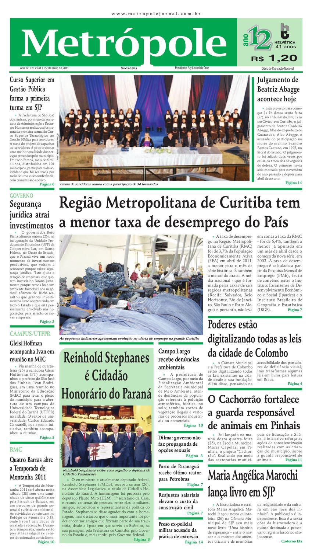 metropole27-05 by Fabiano Furtado - issuu f6835e781ee