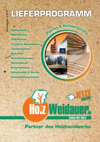 Holz Weidauer Platten By Kaiser Design Issuu