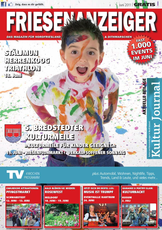 Friesenanzeiger Juni 2011 By New Media Works